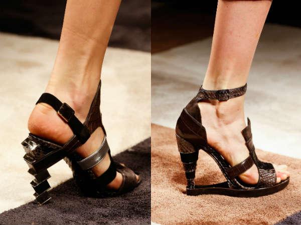 Модные туфли осень-зима 2015-2016 Salvatore Ferragamo