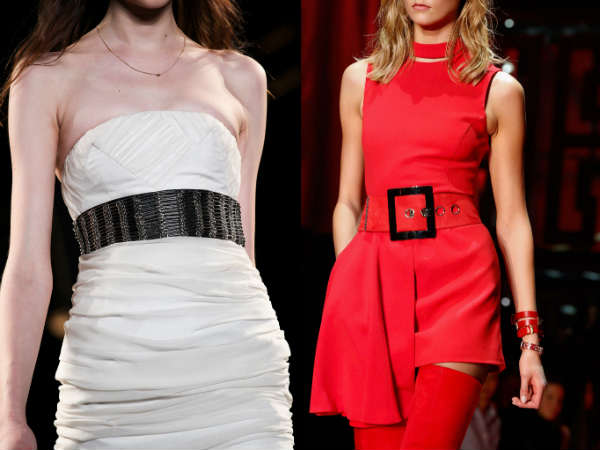 Модные ремни осень-зима 2015-2016