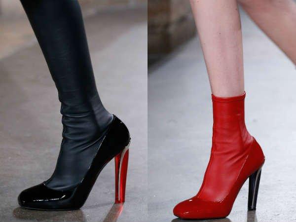 Модные туфли осень-зима 2015-2016
