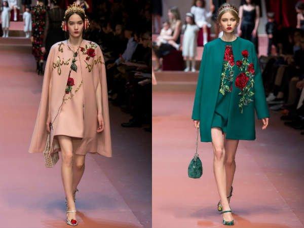 Модные плащи-накидки и кейпы осень-зима 2015-2016