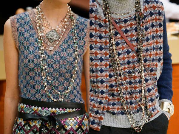 Модные бусы осень-зима 2015-2016