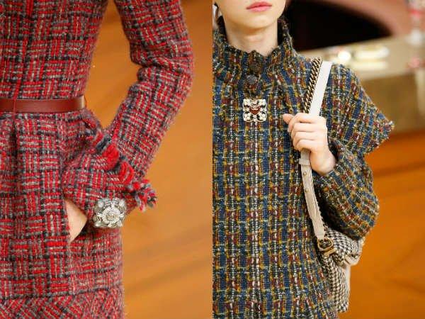Модные броши осень-зима 2015-2016