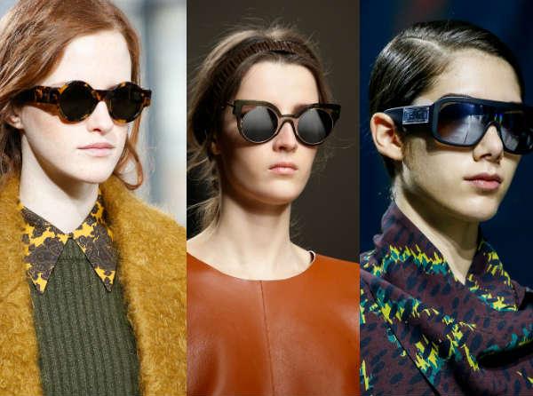 Модные очки осень-зима 2015-2016
