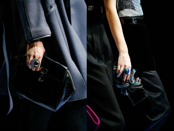 Модные кольца осень-зима 2015-2016
