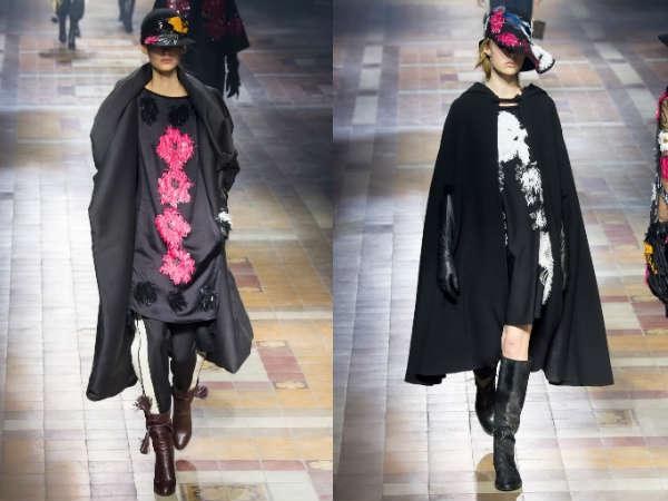 Модные плащи осень-зима 2015-2016